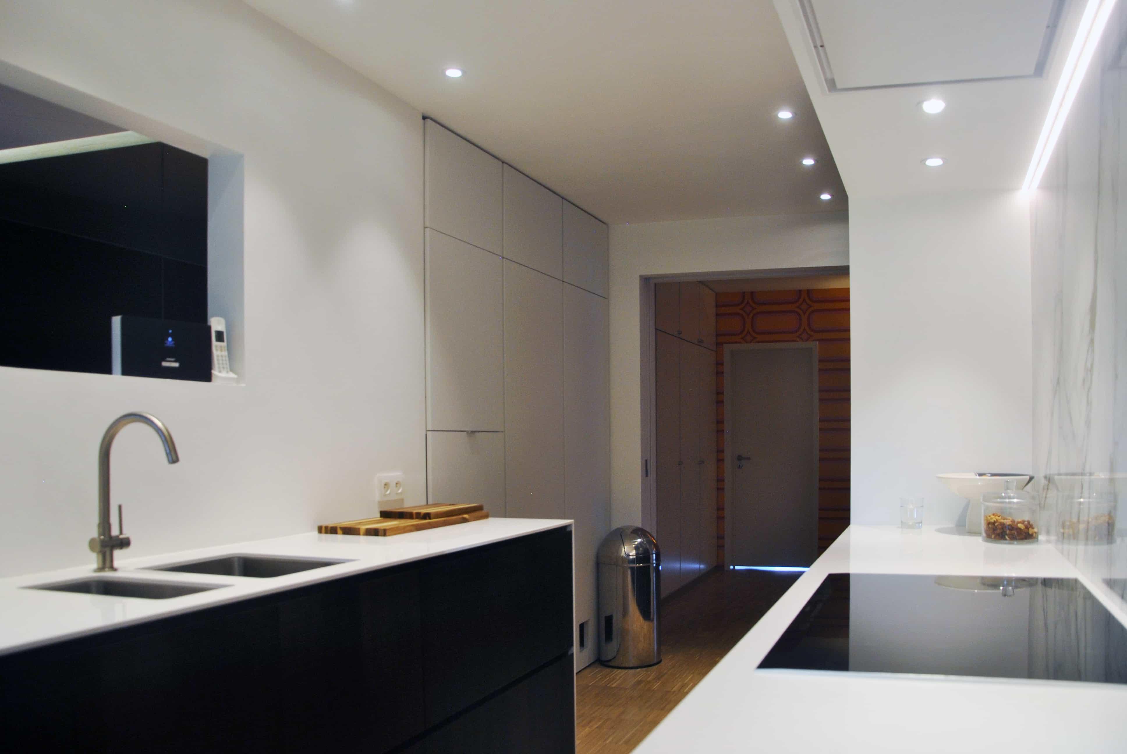 Exclusieve keuken gent dl interieur for Interieur keuken