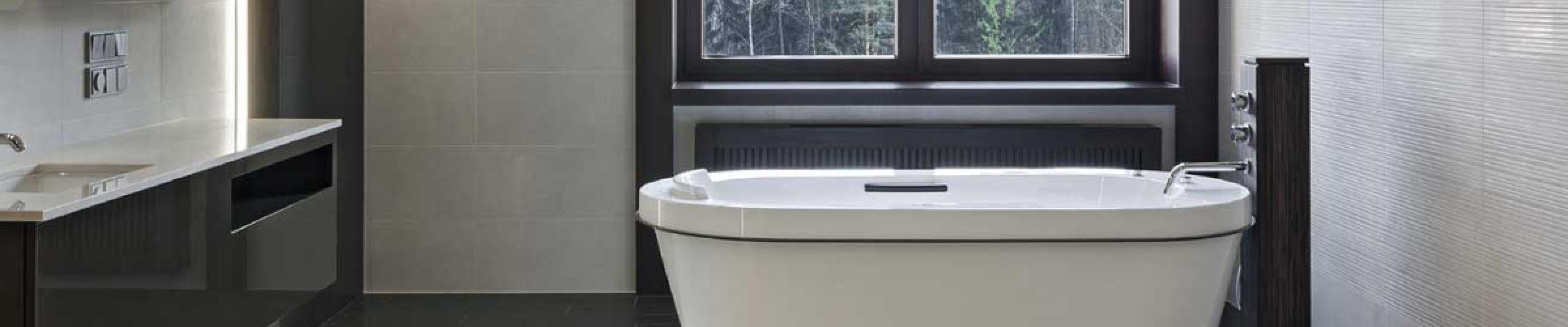 Badkamer dl interieur - Tot een badkamer ...