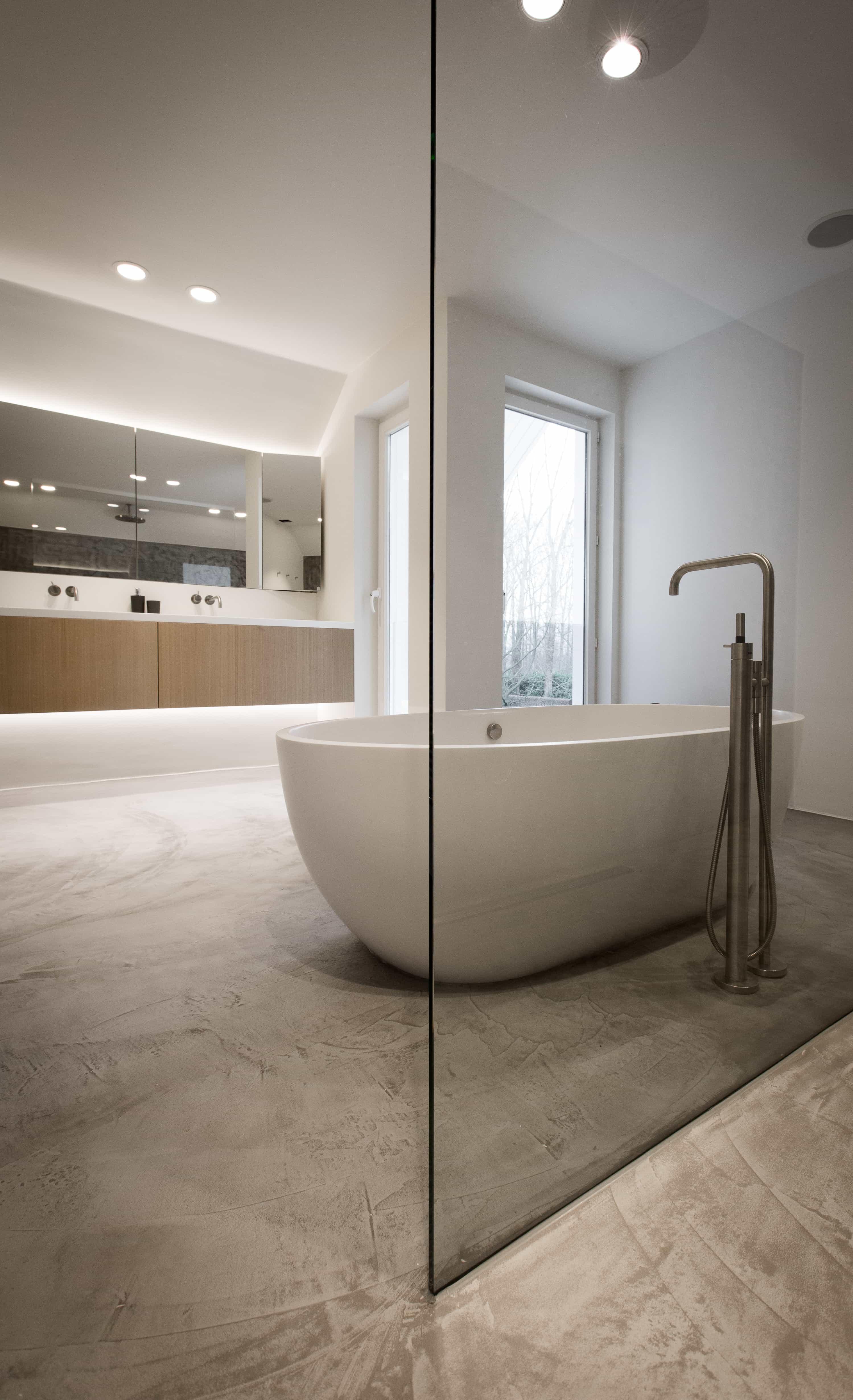 Tijdloze badkamer renovatie | DL Interieur