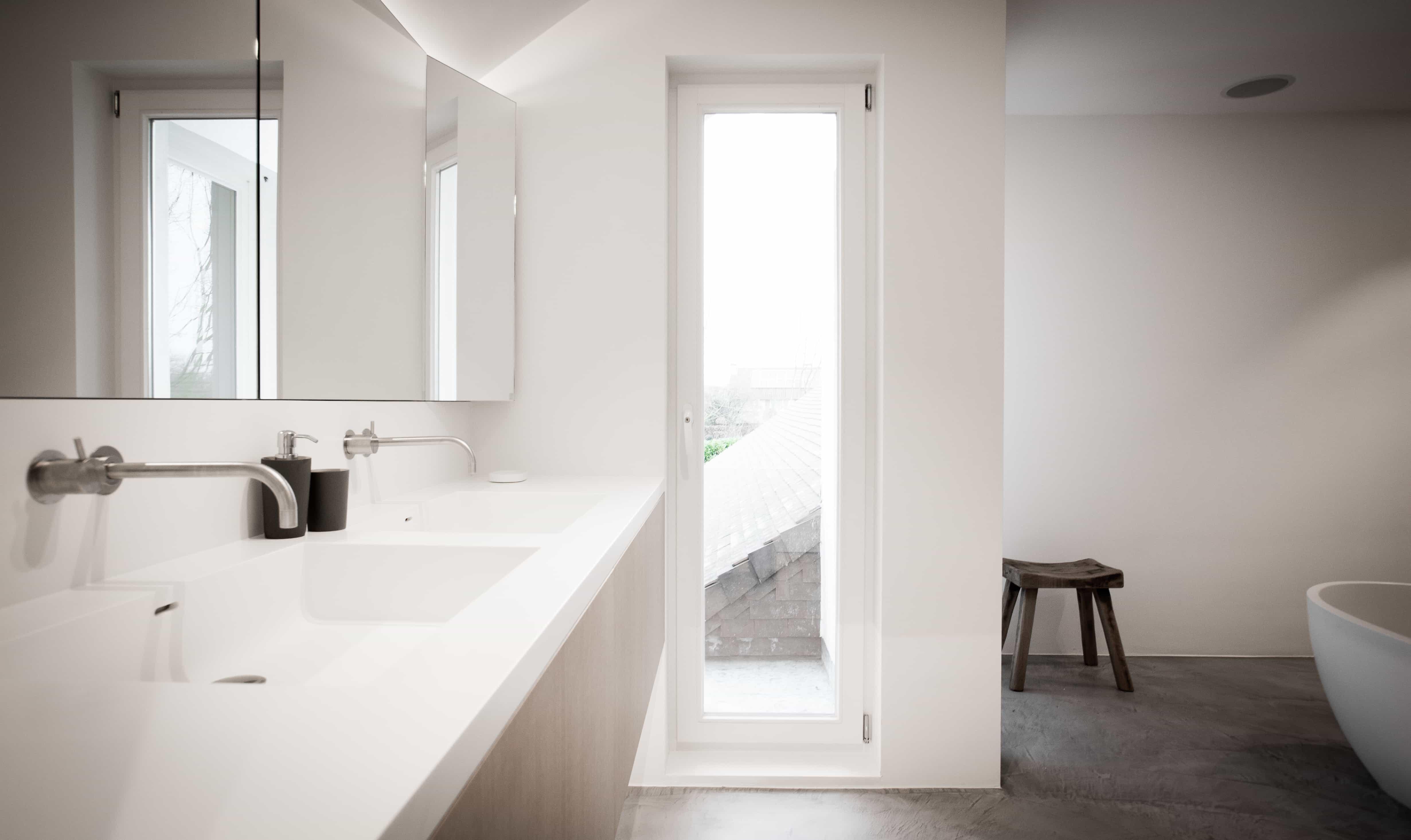 Renovatie Badkamer Ieper : Tijdloze badkamer renovatie dl interieur